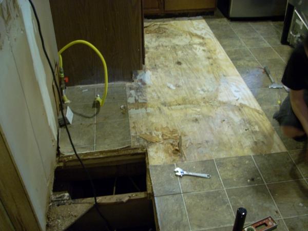 Kitchen Disaster 1